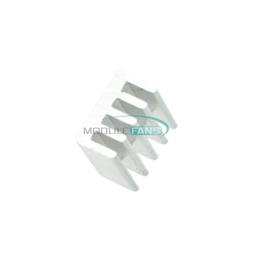 50pcs Aluminum Heat Sink for StepStick A4988 Chip IC LED Power IC 8.8x8.8x5MM