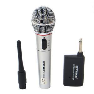 WVNGR-WG-309B-KIT-microfono-ad-alte-prestazioni-wireless-cavo-ricevitore-antenn