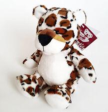 "Cheetah 14"" Soft Plush Stuffed Animal Toy NEW"