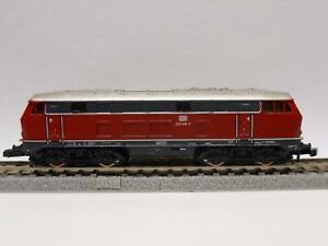 MARKLIN-Miniclub-8875-Locomotive-br216-rouge-35275