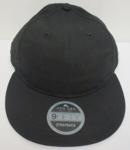 purchase cheap c1713 489a2 Image is loading DALLAS-COWBOYS-STRAPBACK-HAT-CAP-NEW-ERA-BLACK-
