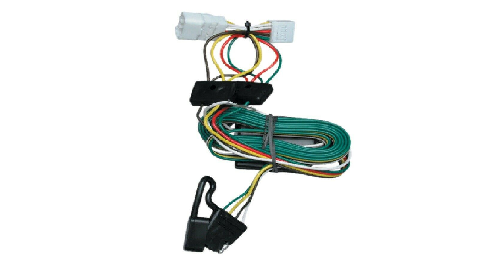 Trailer Connector Kit Wiring T One Connector Towready Fits 1997 Jeep Cherokee For Sale Online Ebay