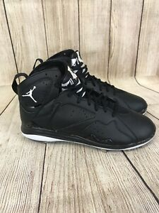 buy online 861bf 7c347 Details about Nike Air Jordan 7 Retro Metal Baseball Cleats Black  684943-010 Men's 12