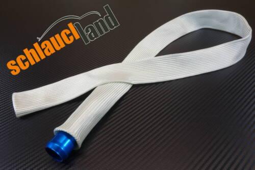 1m FITEX Hitzeschutzschlauch ID 15mm *** Wärmeschutz Kabelschutz Ölleitung