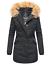 Marikoo-karmaa-senora-invierno-chaqueta-chaqueta-Parka-abrigo-forro-calido miniatura 13