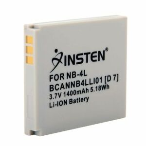 NEW-2x-pack-NB-4L-NB4L-BATTERY-FOR-CANON-SD1000-SD1100