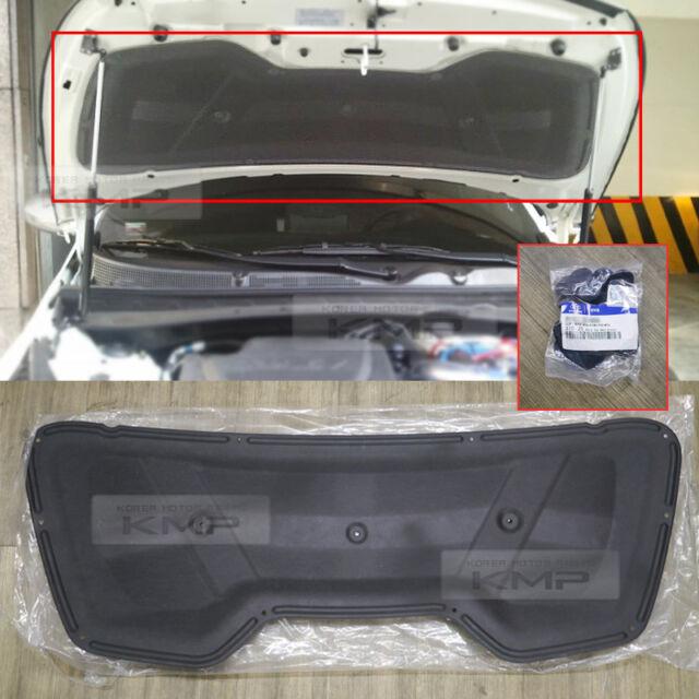 Genuine Parts Bonnet Hood Insulator Pad Cover For KIA 2011-2015 2016 Sportage