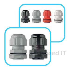 Cable-Glands-IP68-Compression-M12-M16-M20-M25-M32-PG7-PG9-PG11-PG13-5-PG16