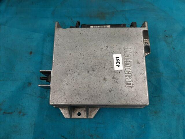 Original  FORD SIERRA 2.0 Motor Steuergerät  85GB-12A297 AA