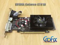 NEW NVIDIA GeForce GT610 1024MB DDR2 64Bit PCI-Express Video Graphics Card
