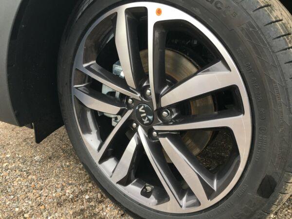 Kia Sportage 1,6 CRDi MHEV Comfort Edition DCT billede 1