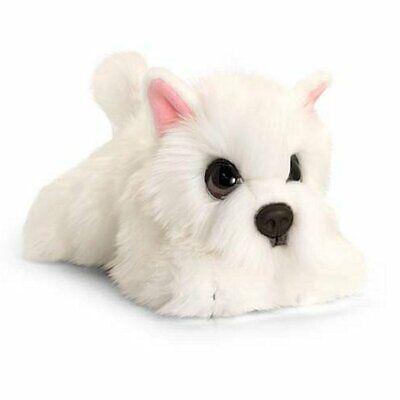 37cm Westie Dog Cuddly Soft Toy By Keel
