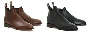 RM Williams Sydney Boot FREE WORLDWIDE EXPRESS POST - RRP 595 - AUST MADE