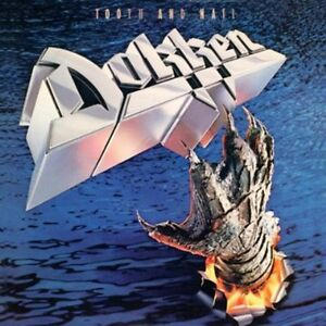 Dokken-Tooth-amp-Nail-New-CD-Collector-039-s-Ed-Deluxe-Edition-Rmst