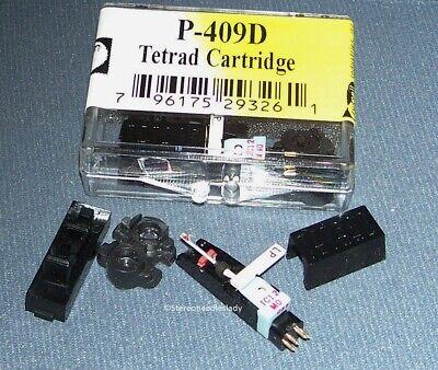 TETRAD P-409D P409D TC8HO TC8H6 TC12HO T5HD NEW PHONOGRAPH CARTRIDGE