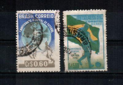 Das Beste Brasilien Michelnummer 752 Ein BrüLlender Handel Übersee:17025 754 Gestempelt