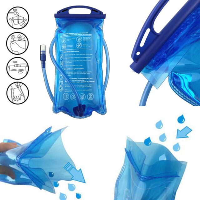 Trinkbeutel EXTREME 2,5 l Trinkschlauch für Rucksack Trinkblase Wasserbeutel