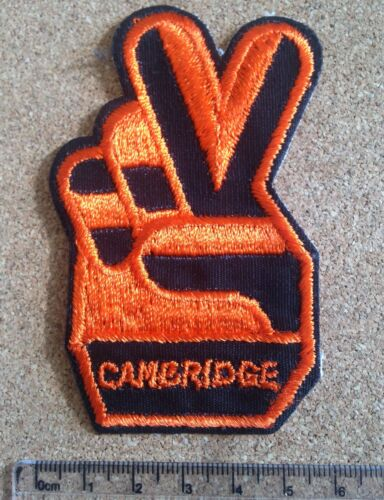 Retro Cloth Sew On Football Soccer Patch 1970s Unused Patches Various Teams