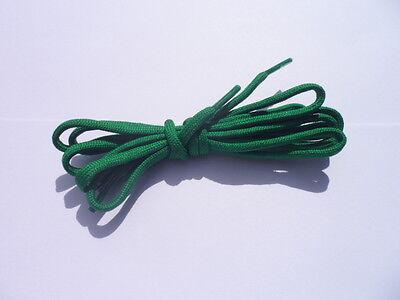 Cordones De Zapatos Ronda 5mm Ancho Grueso 15 Colores Cordones Para Calzado entrenador de arranque 8 longitudes