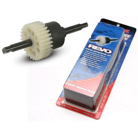 Traxxas Revo 3.3 Center Center Center Differential Kit w Forward-Only Conversion - 5414 c51bf3