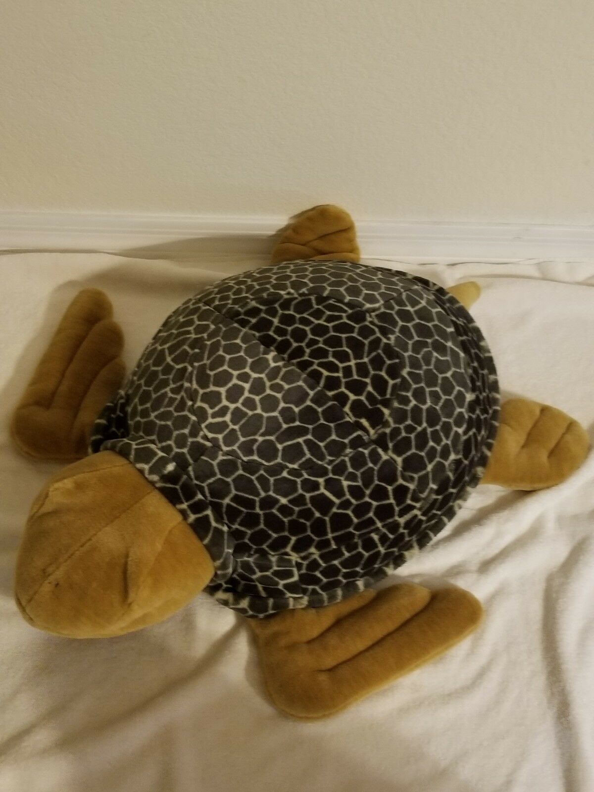 Fiesta Sea Turtle Plush Stuffed Animal 30  Sea Life Jumbo