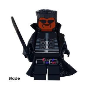 Blade vampiri killer risvegliato MARVEL SUPERHERO MINI PERSONAGGIO compatible Set Per LEGO
