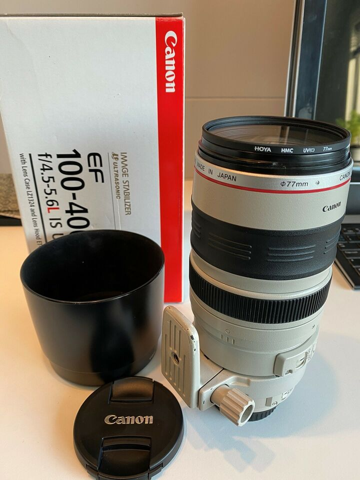 Zoom, Canon, Canon 100-400 mm f/4.4-5.6 L IS