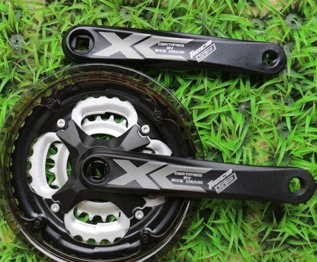 Bicycle Crankset For MTB Road Bike Crank Sprocket 24//34//42T 7//8//9 Speed