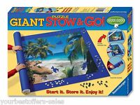 Ravensburger Puzzle Stow And Go Puzzle Storage Puzzle Holder Travel Pack Giant