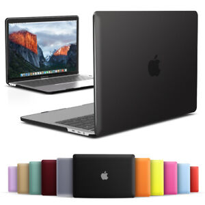 IBENZER Hard Shell Case for MacBook Air 13 11 Pro 13 15 16 Plastic Case Cover