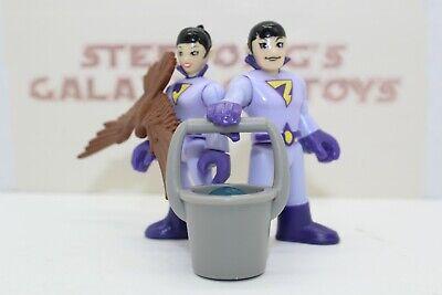 Imaginext DC Super Friends Blind Bag Series 6 Jayna Fisher-Price Mattel