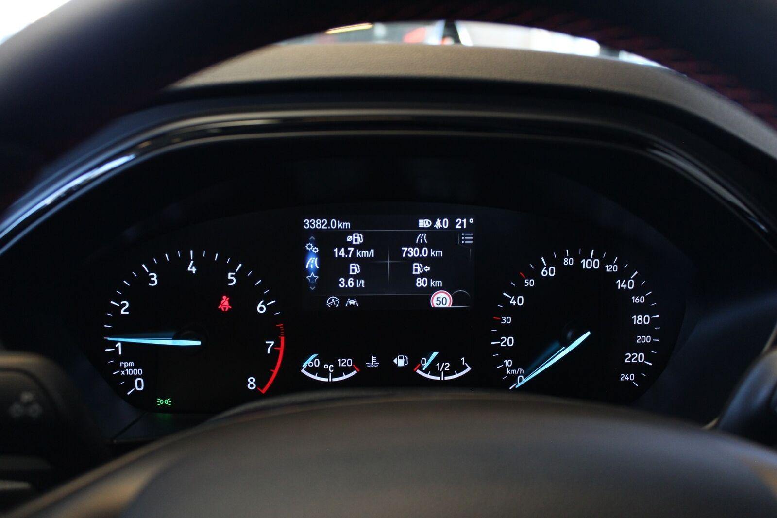 Ford Focus 1,0 EcoBoost mHEV ST-Line stc. - billede 12
