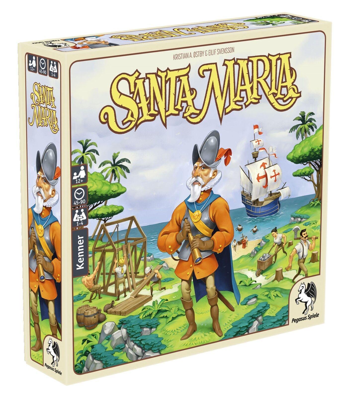 Jeu de stratégie stratégie stratégie commerciale Santa Maria 0d0193