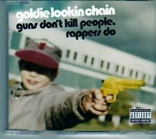 (DM765) Goldie Lookin Chain, Guns Don't Kill People, Rappers Do - 2004 CD