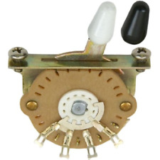Fender 5-way Pickup Selector Switch for Stratocaster PN 0991367000