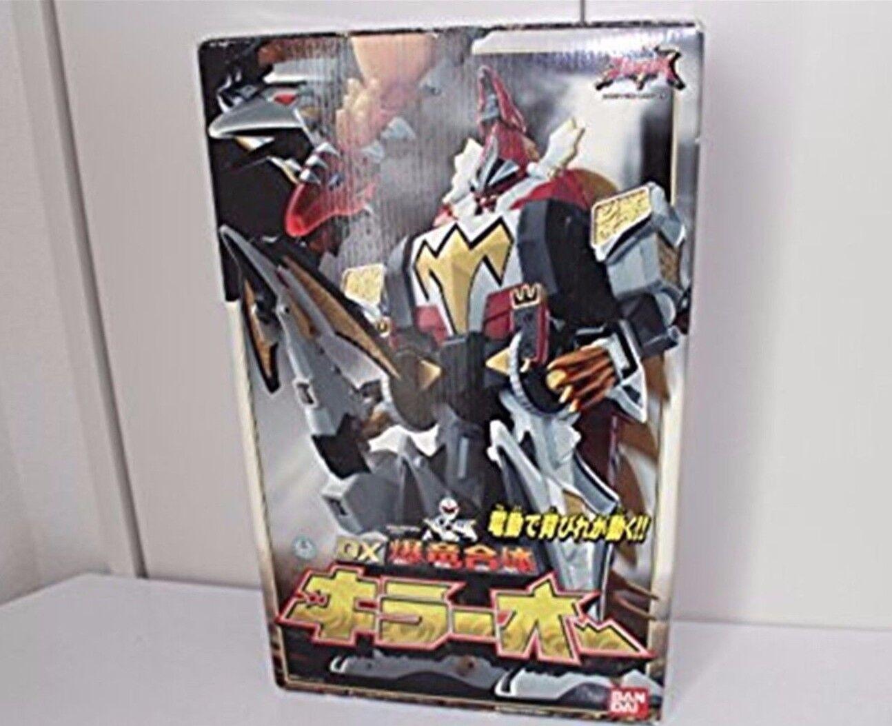 BANDAI Power Rangers Dino Thunder Abaranger DX KILLER-OH Megazord Japan JP F/S