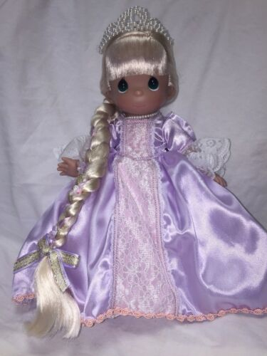"Timeless Rapunzel Precious Moments 12"" Vinyl Doll"