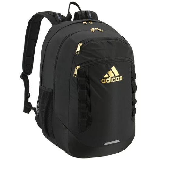 adidas Excel V Backpack - Jersey Black/back for sale online   eBay