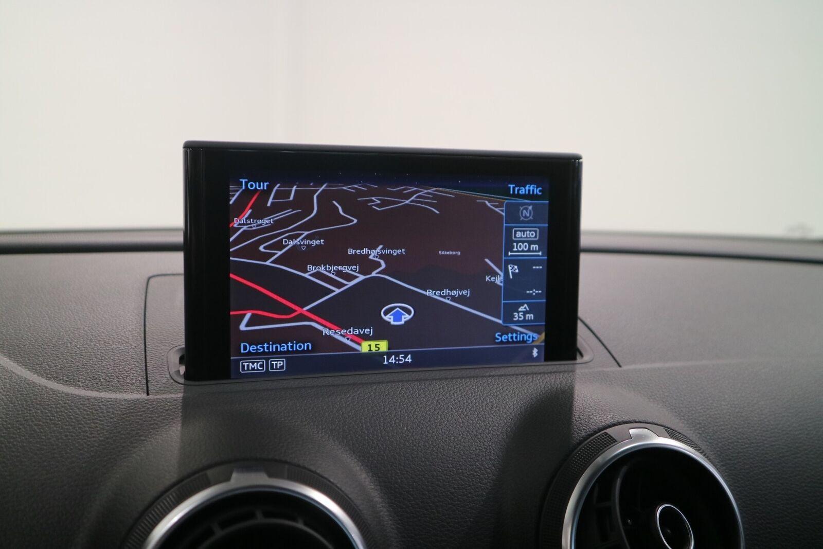 Audi A3 1,4 e-tron Ambition Sportback S-tr. - billede 5