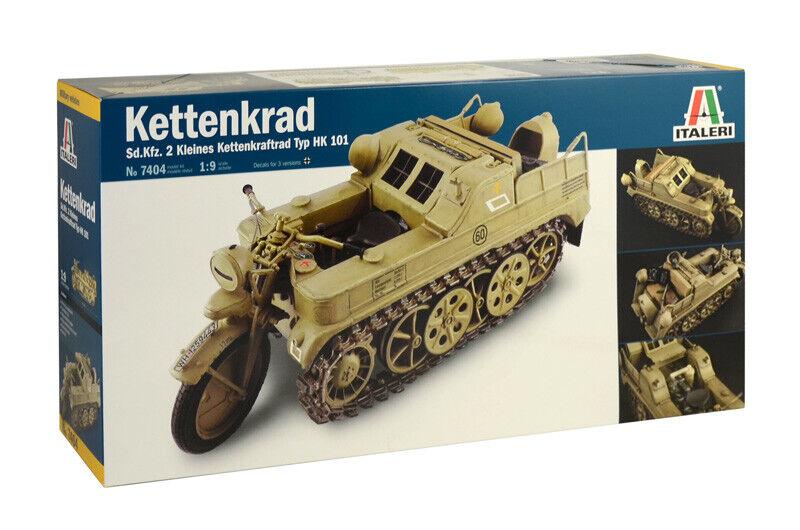 Nsu Hk 101 Kettenkrad Kettenkrad ITALERI 1 9 IT7404