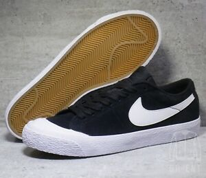 wholesale dealer 43fa8 27fa4 Details about Nike SB Blazer Zoom Low XT Sole Men's Skate Shoes 864348-019  Black White SZ 7