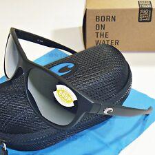3f7f6ecbd0 Costa Del Mar Prop Polarized Sunglasses - Black Silver Mirror on Gray 580P  Lens