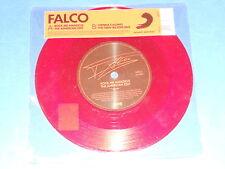 Falco - Rock me Amadeus / Vienna calling -  RED VINYL NUOVO