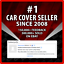 Mercedes-Benz 300Cd 6 Layer Car Cover 1978 1979 1980 1981 1982 1983 1984 1985