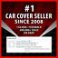 Mercedes-Benz 300Cd 6 Layer Car Cover 1978 1979 1980 1981 1982 1983 1984 1985