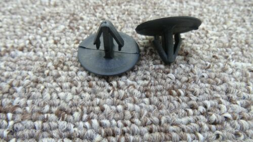 Peugeot Bonnet Isolation Cage TRIM CLIPS 10x