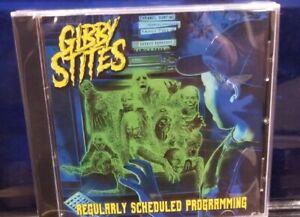 Gibby Stites - Regularly Scheduled Programming CD SEALED twiztid Jamie Madrox