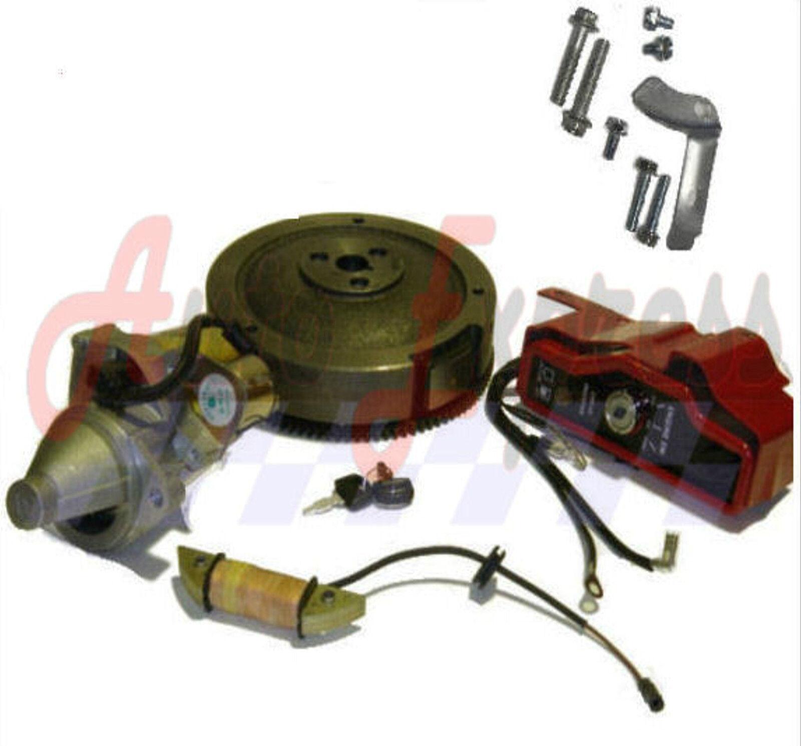 Nuevo Honda GX420 16 HP 15Hp Kit de arranque eléctrico Se adapta a 16HP