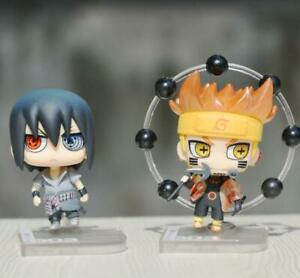 2pcs-Naruto-Sasuke-Uzumaki-mini-PVC-figure-figures-doll-action-toy-anime-gift