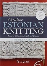 DVD Only! Creative Estonian Knitting: Textured Stitches with Merike Saarniit